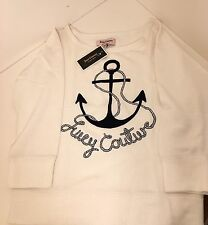 Juicy Couture French Terry Anchor Pullover