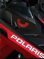 POLARIS RUSH PRO RMK 600 700 800 INDY ASSAULT 155 163 HEADLIGHT  DECAL STICKER 6