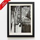 Pablo Picasso - The Studio Window, Original Hand Signed Print with COA