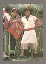 WELCOME TO GUATEMALA POSTCARD #21