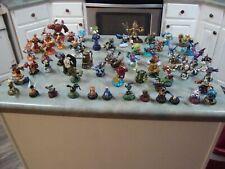 Lot Of 62 Different Skylanders