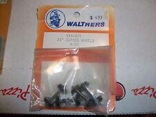 """Walthers HO 33"""" Turned Wheels 4pk 933-870"""