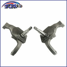 """New Ball Joint Drum Brake  Pr. 2-1/2"""" Drop Spindles For 66-76 VW BUG 22-2859"""