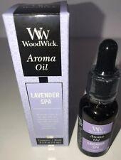 Woodwick LAVENDER SPA Aroma Oil 0.5 Oz