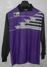 MAGLIA JERSEY SHIRT CALCIO FOOTBALL PORTIERE GK GOALKEEPER UHLSPORT VINTAGE SZ.L