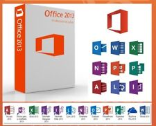 Microsoft Office 2013 Pro Plus - 1 PC llave de licencia de Descarga Digital-al por menor