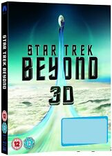 STAR TREK 2016 MOVIE 13 XIII - 3D + 2D BLU-RAY - BEYOND - Sci-Fi, Action  NEW UK