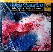 DANZAS FANTASTICAS - MORTON GOULD - CHALFONT DIGITAL RECORDING - 1979 LP