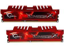 G.SKILL Ripjaws X Series 8GB (2 x 4GB) 240-Pin DDR3 SDRAM DDR3 2133(PC3 17000)