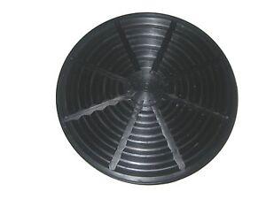Gummiteller Gummiauflage Auflageteller Rangierheber AC Hydraulik 160 mm x27 mm