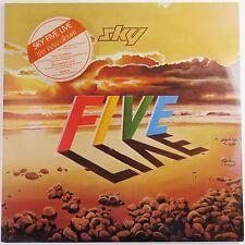 Sky Five Live 4 by Sky, Arista 1983 Dbl LP Vinyl Record