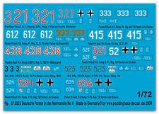 1/72 EP 2023 German Tanks in Normandy No 4