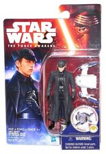 """Star Wars Force Awakens Space Gear First Order General Hux 3.75"""" Figure IN HAND!"""