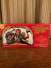 Dungeons & Dragons figures Grenadier Dragon Lords Halfling Party Very Rare