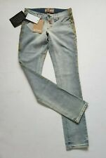 Women's JOHN GALLIANO Slim Low Jeans Size W 25 / L 32 - BNWT - RRP £205
