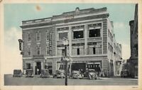 Postcard Hotel Magee Leader Store Bloomsburg PA