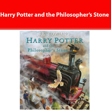 Harry Potter and the Philosopher's Stone By J K Rowling Hardcover NEW