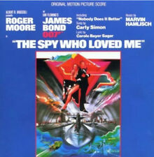 James Bond 007 - The Spy Who Loved Me- Original Soundtrack - CD