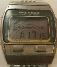 Armitron - Nelsonic Space Attacker Video Game Watch Star Trek Wrath of Khan