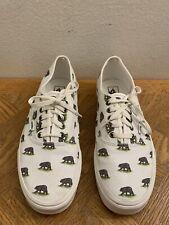 Vans Authentic California Bear White 500714 Men's Size 13