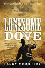 LONESOME DOVE par Larry McMurtry Livre de poche 9781447203056 NEUF