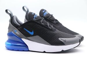 NIKE AIR MAX 270 PS TRAINERS - GAME ROYAL AO2372-029 KIDS GIRLS BOYS - ALL SIZES