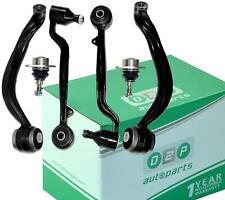 RANGE ROVER L322 FRONT UPPER & LOWER SUSPENSION CONTROL ARMS BALL JOINTS KIT SET