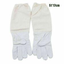 1 Paar Imkerhandschuhe Schutzhandschuhe Handschuhe Bienenzucht-Handschuhe XXL