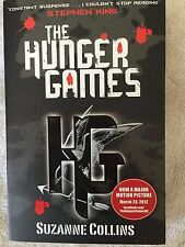 THE HUNGER GAMES SCHOLASTIC EDITION FROM UNITED KINGDOM RARE IN STATES