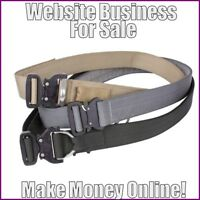 BELTS Website Business Earn $31.44 A SALE|FREE Domain|FREE Hosting|FREE Traffic