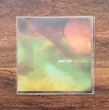 "Pearl Jam - Light Years b/w Soon Forget 7"" LP Single [Vinyl New] Ltd. Yellow 45"