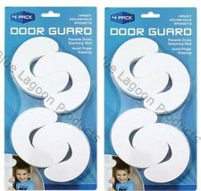 8 x Door Guard Stopper Baby Safety Jammer Door Stop Foam Anti Finger Jamming