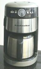 color blanco Cafetera de goteo KitchenAid 5KCM1208EWH
