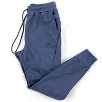 Nike Tech Fleece Jogger Pants Sweatpants Sanded Purple Black 805162-557 Mens S-L
