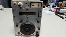 Ww Ii Command Set Transmitter Bc-457-A Western Electric / 4-5.3 Mc