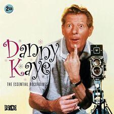 DANNY KAYE - ESSENTIAL RECORDINGS 2 CD NEU