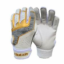 New listing Clutch Sports Apparel Pro Series Baseball and Softball Batting Gloves for You...
