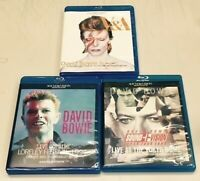 David Bowie Japan Tour Live Outside 3Titles 4Blu-Ray Set Music Rock Pops F/S