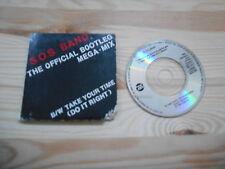 "CD pop sos Band-Official Bootleg Mega Mix 3"" MCD (2 chanson) MCD tabou rec"