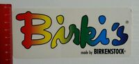 Aufkleber/Sticker: Birki's made by Birkenstock (08041647)