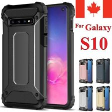 For Samsung Galaxy S10 S10e Case - Tough Heavy Duty Shockproof Hard Armor Cover