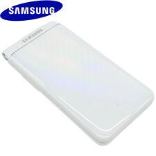 (*USED*) SAMSUNG GALAXY FOLDER 2 SM-G160N (32GB VER.) UNLOCKED PHONE (WHITE)