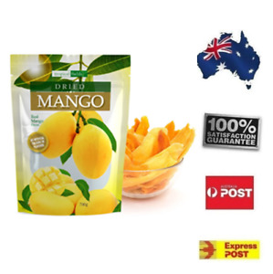 700g Tropical Field Real Dried Mango Mangoes Fruit Sweet Snack Home Pantry