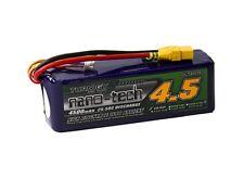 RC Turnigy nano-tech 4500mah 6S 25~50C Lipo Pack w/XT-90