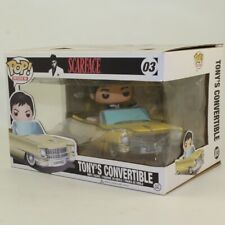 Funko POP! Movie - Vinyl Figure - SCARFACE with CAR #03 *NON-MINT BOX*