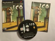 SONY PLAYSTATION 2 PS2 GAME VIDEOGAME ICO +BOX & INSTRUCTIONS COMPLETE PAL