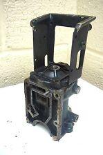 YAMAHA 2A 2hp 646 OUTBOARD ENGINE CRANKCASE BLOCK & CYLINDER HEAD - 1973