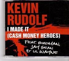 (FM732) I Made It (Cash Money Heroes) (Featuring Birdman, Jay Sean &- 2009 DJ CD
