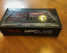 AKAI MPC Live fantastic condition with 500gb extra SSD installed and spare PSU