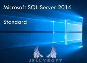 Microsoft SQL Server 2016 Standard ✔ PayPal ✔ Download ✔ NEUWARE ✔
